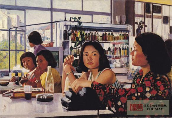 李梅樹 冰果店