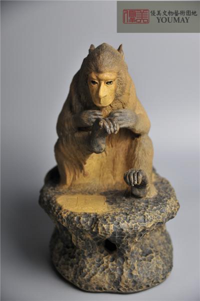 梁勝榮 猴
